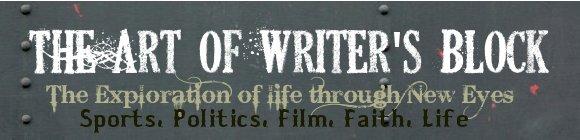 The Art of Writer's Block