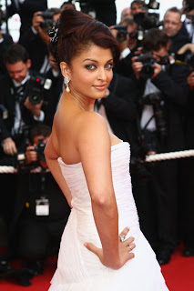 Aishwarya Rai at Cannes film festival 2009