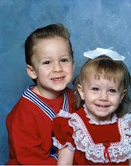 Nate and Shanie around Christmas
