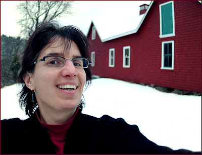 Self portrait of Boston and Cape Cod photographer Carol Lundeen