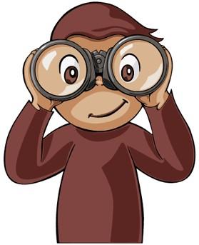 binoculars clipart - photo #32