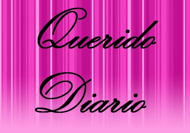 Querido Diario...