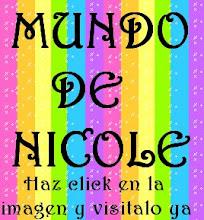 MUNDO DE NICOLE
