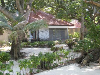 Bungalow pulau Bintang
