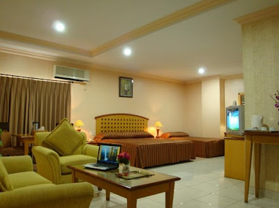 Gren Alia Cikini Jakarta Room Accommodations - Suite Room