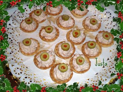 Recetario de justa entrantes navide os - Entrantes navidenos ...