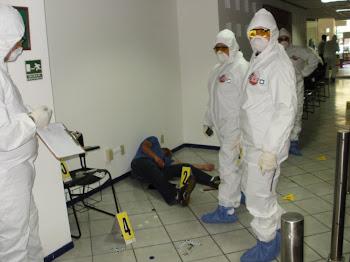 Taller de Investigacion de Homicidio en el Nuevo Sistema de Justicia Penal 2010