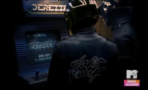 Daft Punk Derezzed Tron Legacy