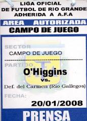 ARGENTINO C 2008