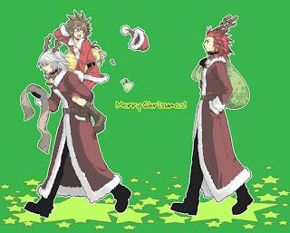 Dibujos de navidad de Varios Animes MyKingdomHearts23-1