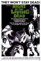 Afiche de 'La noche de los muertos vivos'