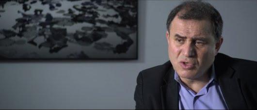 El economista Nouriel Roubini, uno de los testimonios de 'Inside Job'