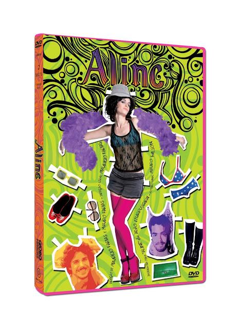 'Aline' finalmente em dvd!