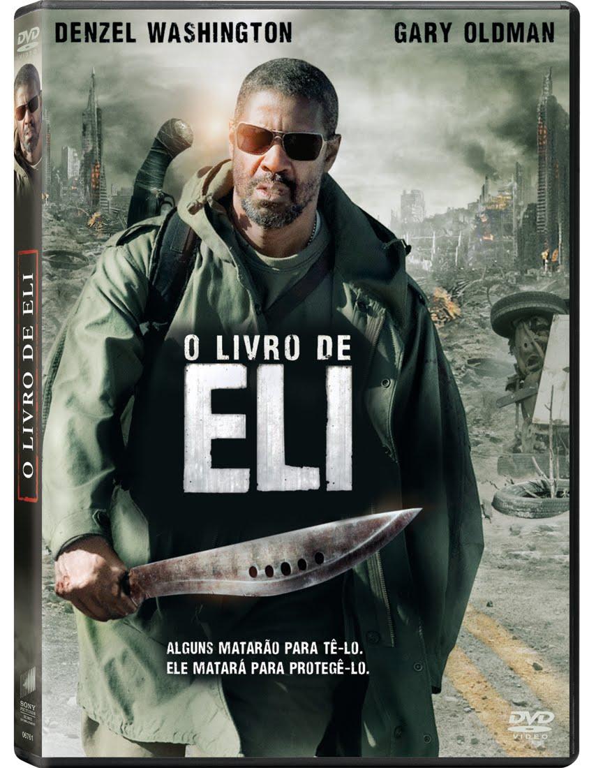 O Livro de Eli (The Book of Eli) DVDRip Dual Áudio - Torrent