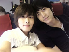 wookie and kyuhyun oppa