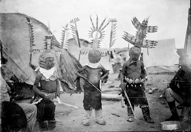 Native Skeptic The Apache Mountain Spirit Dancers