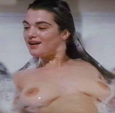 Female Celebrities Nude: Rachel Weisz Nude