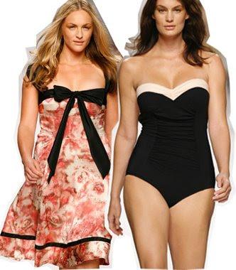 average woman clothing size