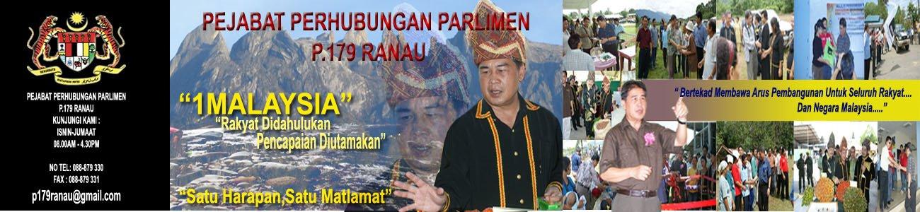 Pejabat Perhubungan Parlimen P.179 Ranau