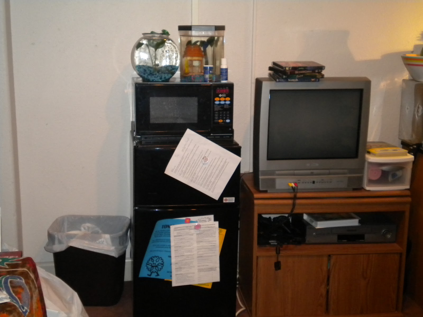 College life new dorm room set up Dorm room setups