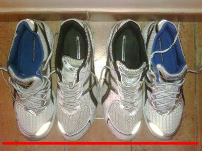 Quando la scarpa ti ferma