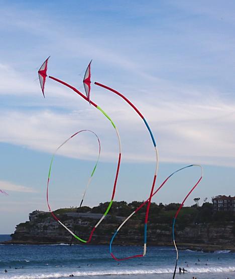 Dueling Kites