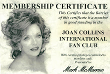 OFFICIAL JOAN COLLINS FAN CLUB BLOG