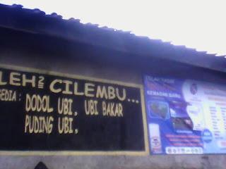 Potret Cilembu