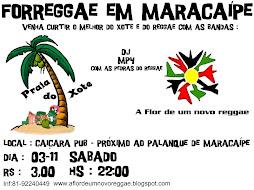 Show no Caiçara em Maracaípe-Porto de Galinhas