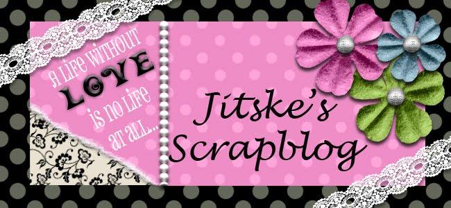 Jitske's scrapblog