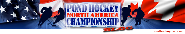 Pond Hockey North America Championship Blog