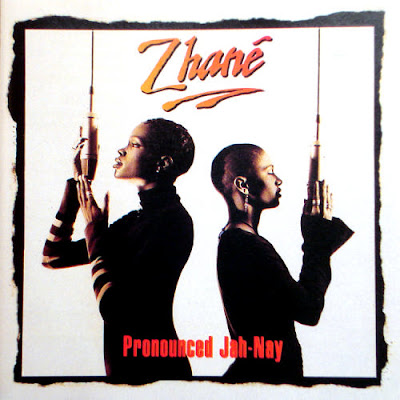 Zhane - Pronounced Jah-Nay 1994