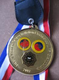 UIA KUANTAN Taekwondo Tournament 2007