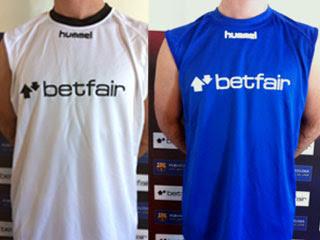 Betfair te regala una equipación de fútbol o baloncesto para tu equipo Camiseta3