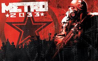 Télécharger fond d'ecran Metro 2033 wallpaper gratuit