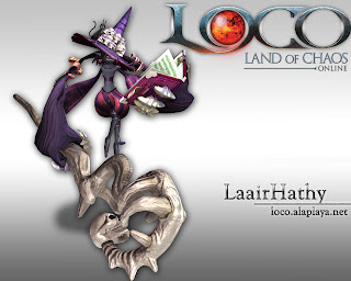 Fond d'écran LaairHathy wallpaper-land-of-chaos-online