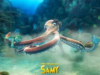 Fond d'écran Le Voyage extraordinaire de Samy (2010) wallpaper
