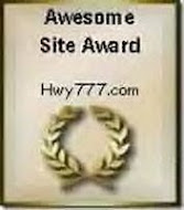 AwesomeSite  Award