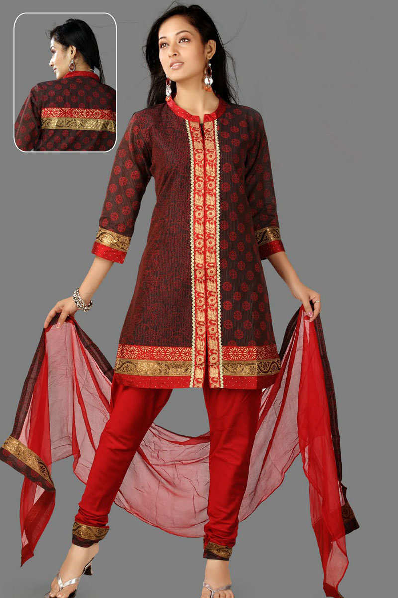 Churidar Salwar Kameez Collections