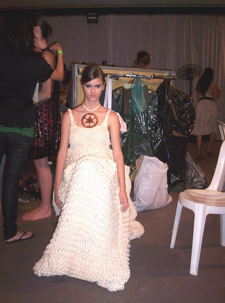 Concurso Minas Shopping 2007 (Backstage)