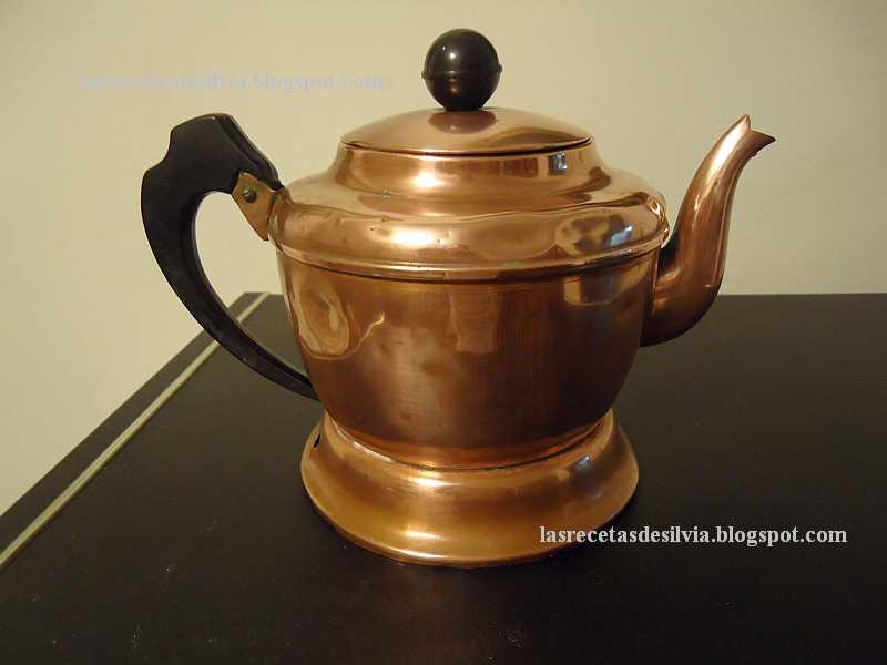 Las recetas de Silvia: Cocinar en ollas de cobre