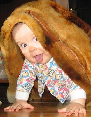 10 Bayi terlucu di Dunia