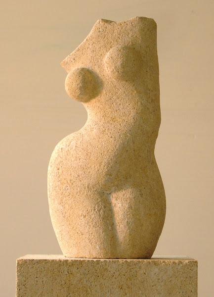 limestone figurine (early)