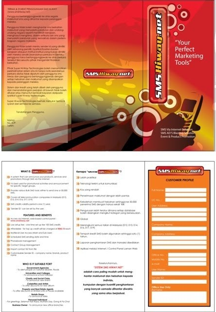design studio brochure - ubicreative design studio promotion items flyers brochure
