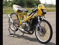 KOLEKSI FOTO-FOTO MOTOR DRAG INDONESIA | OTOMOTIF