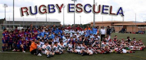 Escuela de Rugby la Calzada
