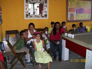 NATAL DOS ASSISTIDOS DA A.A.P.N.E.2010