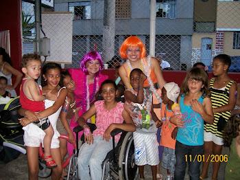 FESTA DE NATAL DA A.AP.N.E 2010