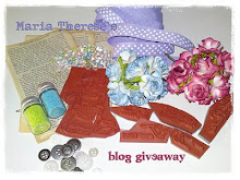 Maria Therese's Blog Candy!!!