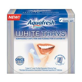 aquafresh Are You Dreaming of Some White Chompers?
